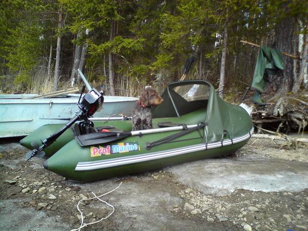 лодка с носовым тентом видео