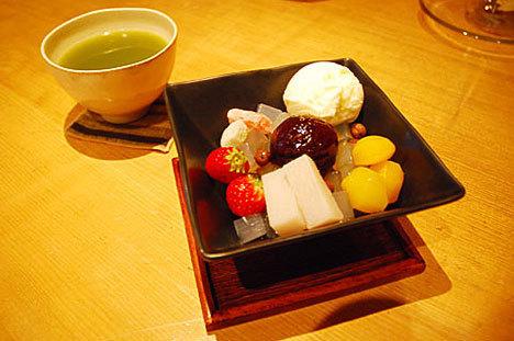 Японские сладости – вагаси