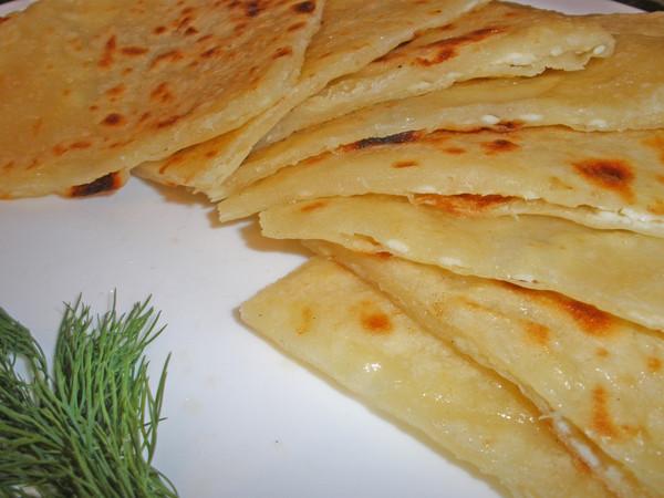 Дрожжевое тесто для хачапури с фото