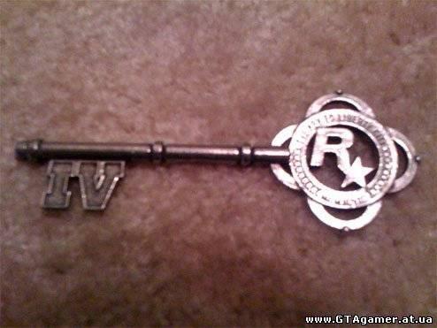 Ключи для GTA 4.