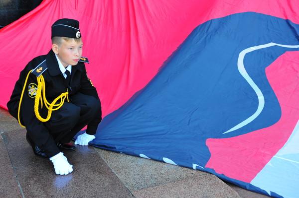 Края изготовление флага — флаги