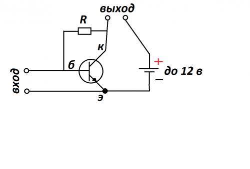 нашел схему для умзч. где транзистор КТ315Г и резистор 5.1кОм.  Но у меня есть транзистор КТ805БМ.