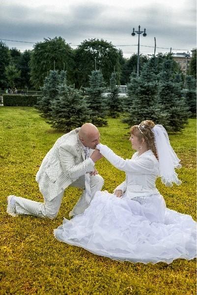 Свадьбы в Питере