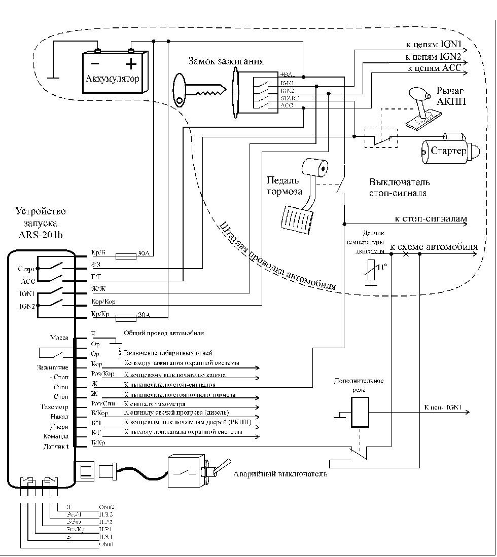 StarLine A63 - Автосигнализации 12В - Каталог - Научно 35