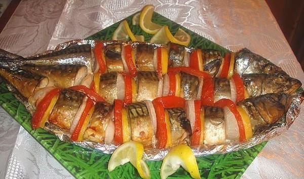 Рыбные вторые блюда. - Страница 3 I-223