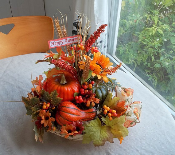 Осенний подарок своими руками 46