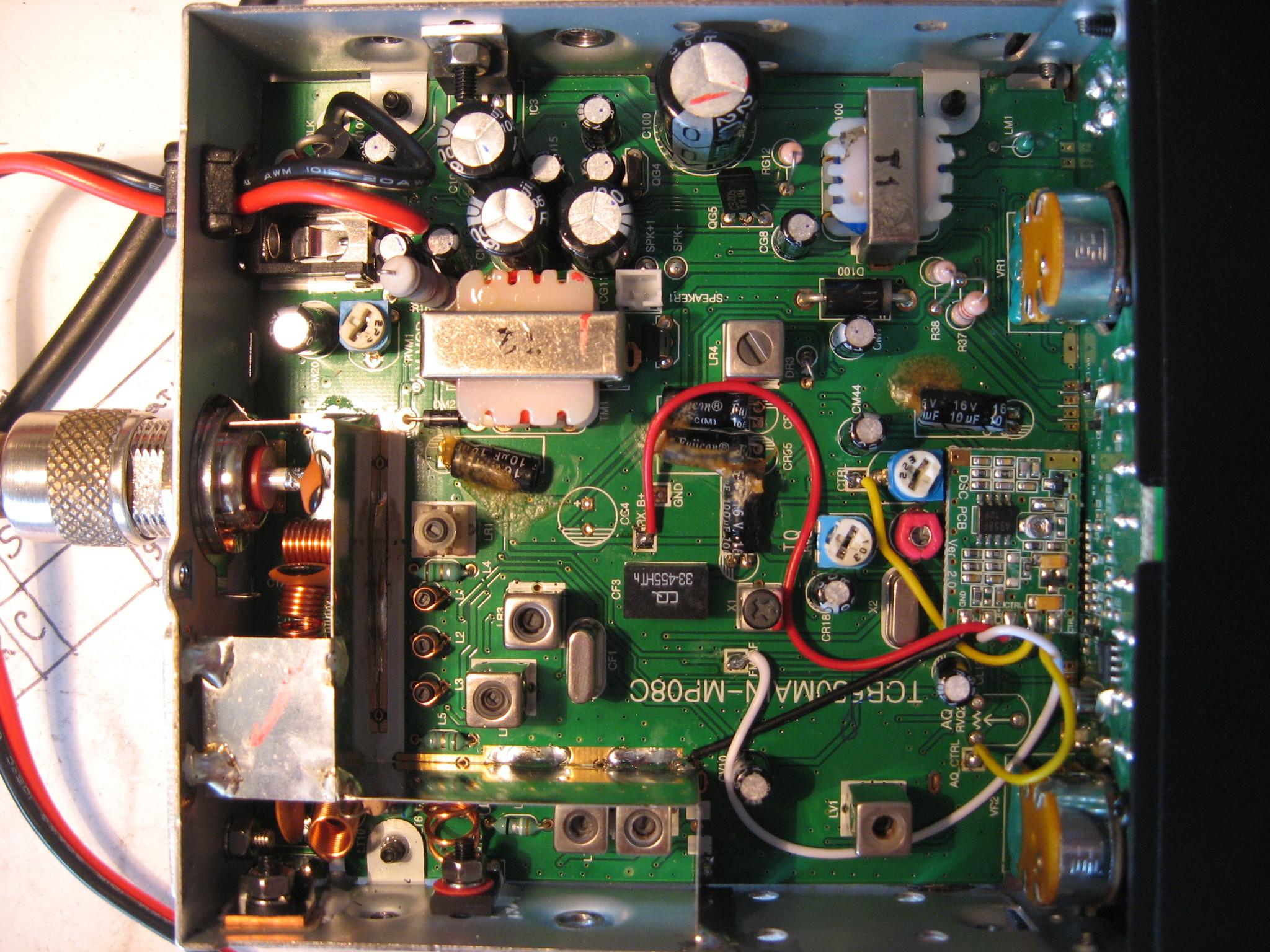 TTI TCB551 New  TTI рации  TTI  27135xnp1ai