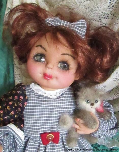 Мастер классы ростовым куклам 2