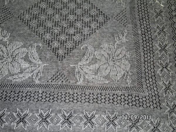 Вязальные машины для вязания пуховых платков и паутинок
