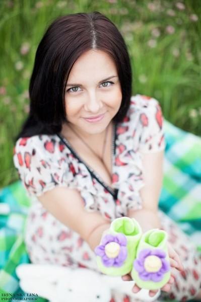 Валерия Кашубина отвечает на вопросы о своем ребенке