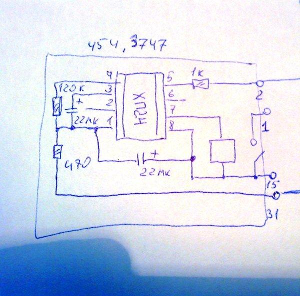 Олег, а может реле от восьмерки приспособить.  Там, насколько знаю, их два вида - на транзисторах (45.3747)...