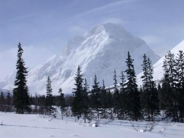 Лыжный поход на Байкале!