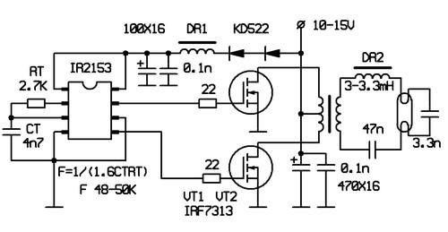 Приспичило мне запитать ЛДС от 4-6в.  К сожалению на эту тему нашлись схемы только блокинг генераторов...