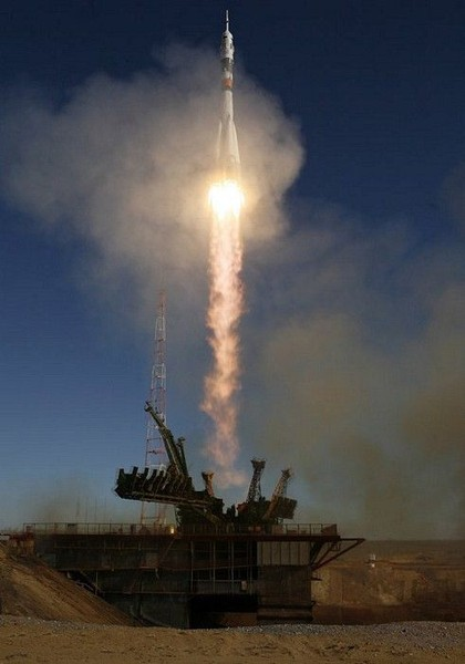 Смехота-23 Ракета взлетает вверх