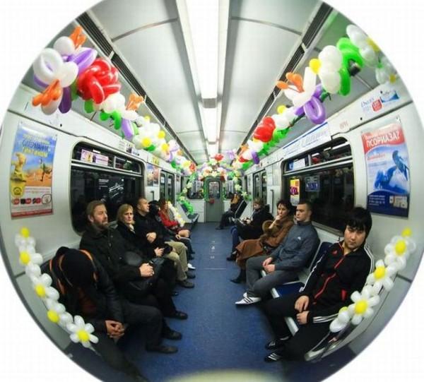 Смехота-23 Праздник в метро