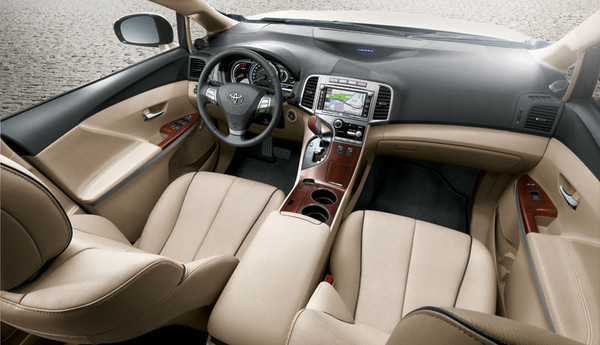 Toyota Venza официально вышел на…