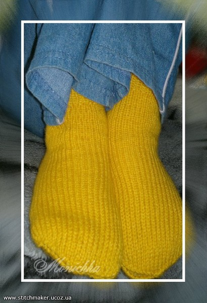 Носочки для Полли