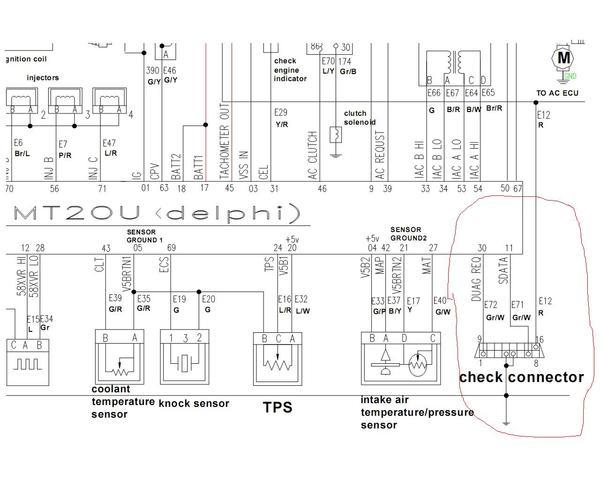 Электрические схемы delphi