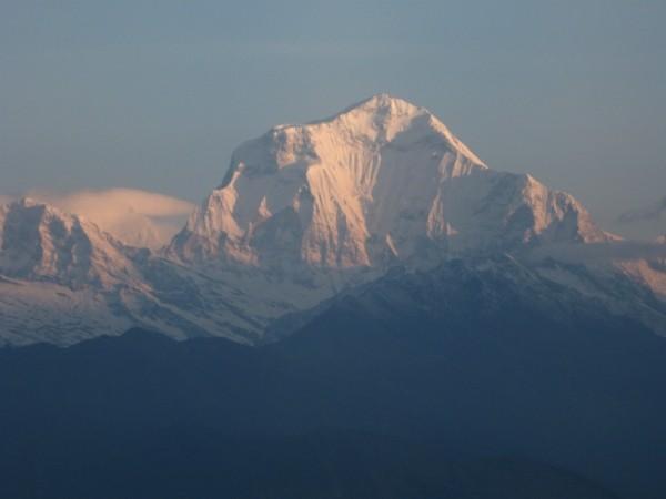 Новый Год в Непале!