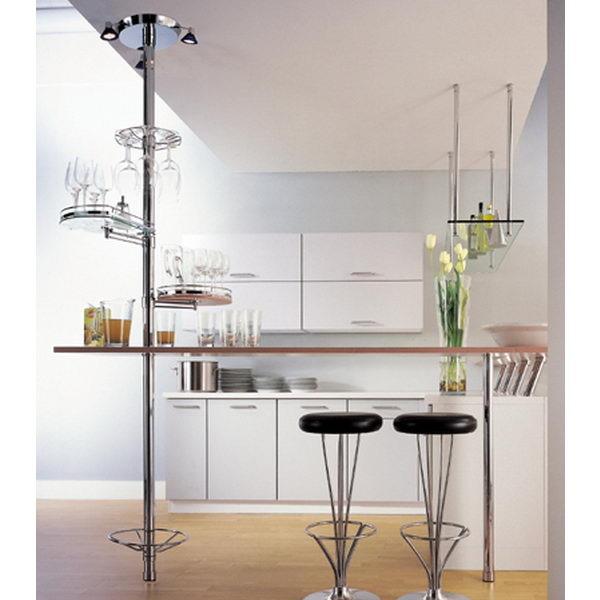 Барные стойки для кухни - виды, расположение, дизайн : шикар.