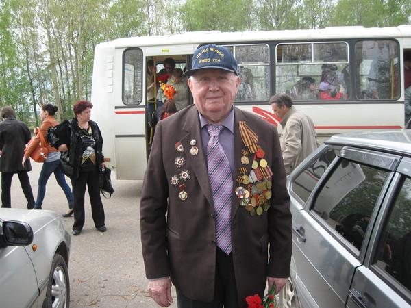 """""""Вахта Памяти"""" I-117"""