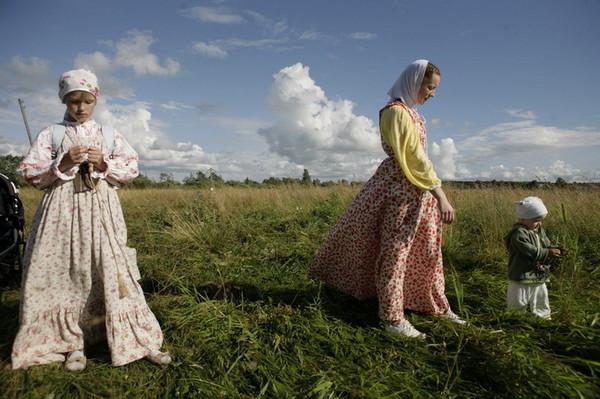 Фото Воронин Сергей, проект 100 мадон