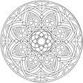Изображения мандал различных народов и культур. .  Ритуальные мандалы. .