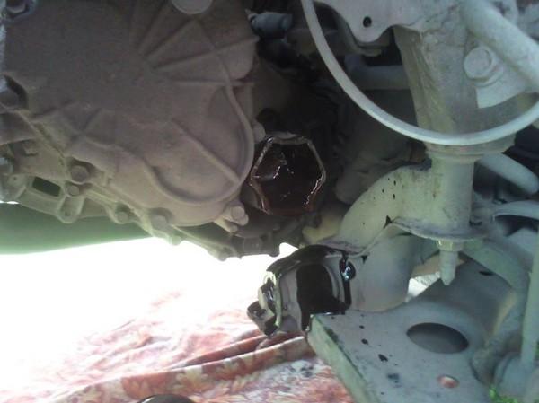 Снятие и установка МКПП на Тойота Королла (Toyota Corolla)