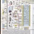 Схема Электрооборудования ВАЗ 21099(карбюратор) с панелью приборов ВАЗ 2114 VDO.