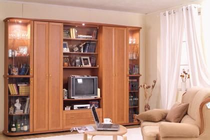Много Мебели Гостиная Вегас Москва