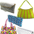 Эко-сумки из конфетных фантиков, журналов и газет от Ecoist.  26 февраля 2009 12:46:37 автор: Andrey 15. эко-мода.
