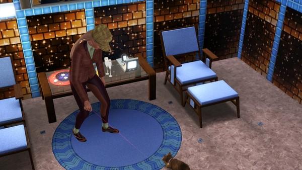 Sims 2 Лошадь