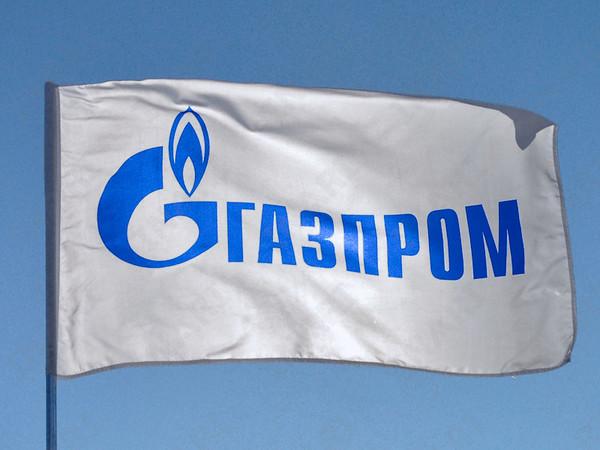 флаг газпрома