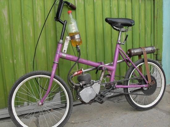 Тюнинг велосипеда аист своими руками 89
