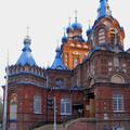 Построен в 1903-1906 годах на добровольные пожертвования горожан в память об избавлении Города от эпидемии холеры в...