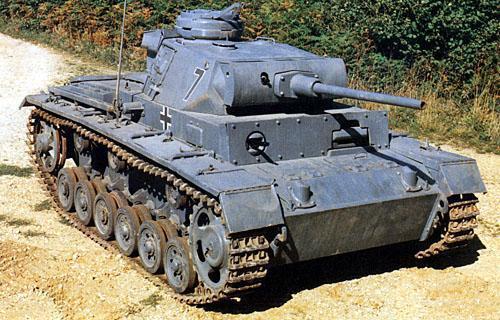 Немецкий серый танковый цвет
