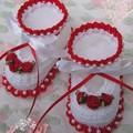 Вязание пинеток для детей мастер-класс - Вязание крючком. паста с.
