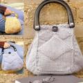 бесплатные схемы вязанных сумок.