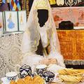 Шаблоны для фотомонтажа - Женский народный казахский костюм 2 3. Шаблоны для...