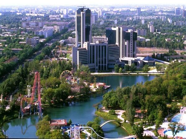 Из ташкент в город минеральные воды
