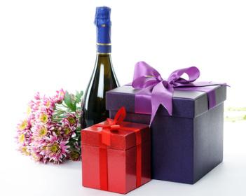 Подарок к вину на день рождения 190