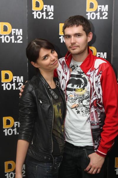 алексеев певец и его жена фото