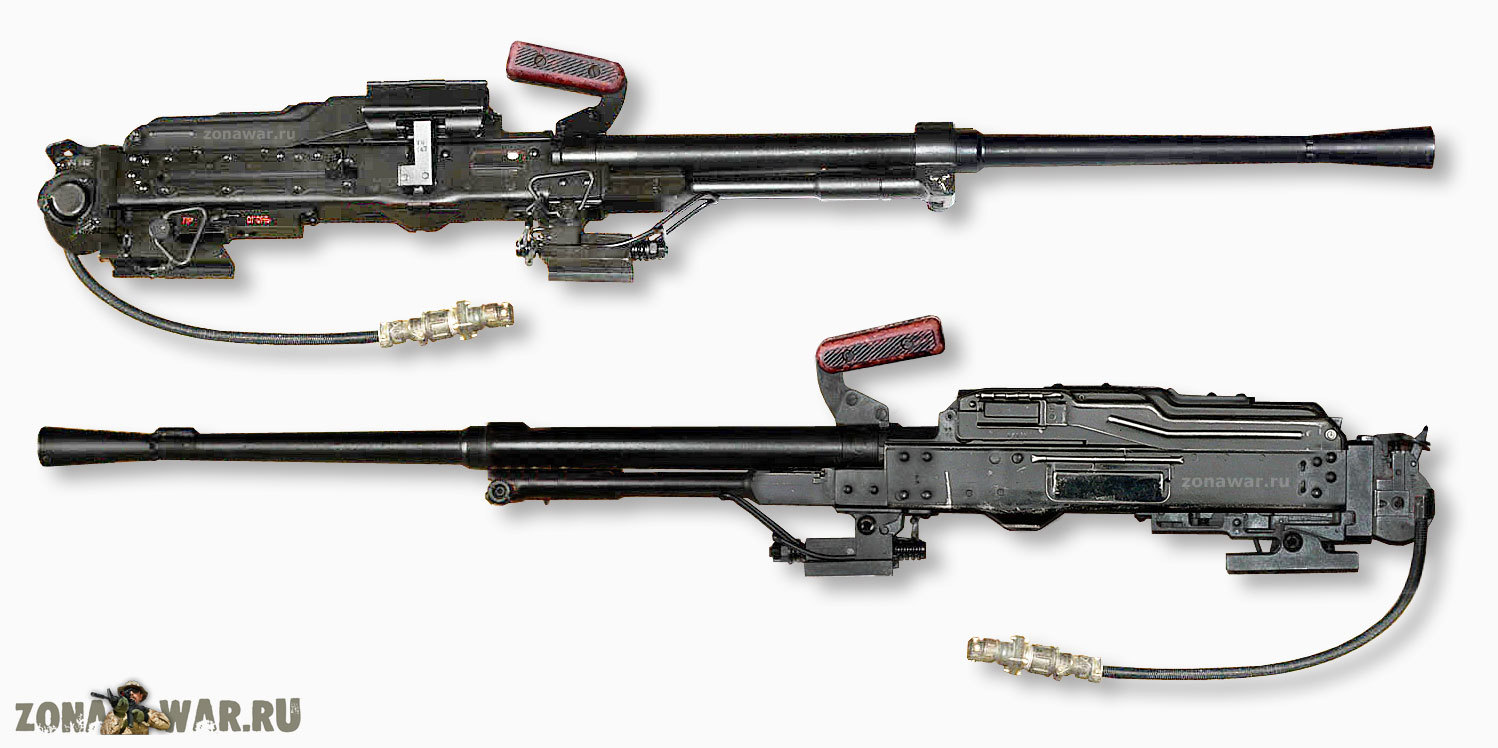 Kalashnikov machine gun: specifications and photos. Russian firearms 2