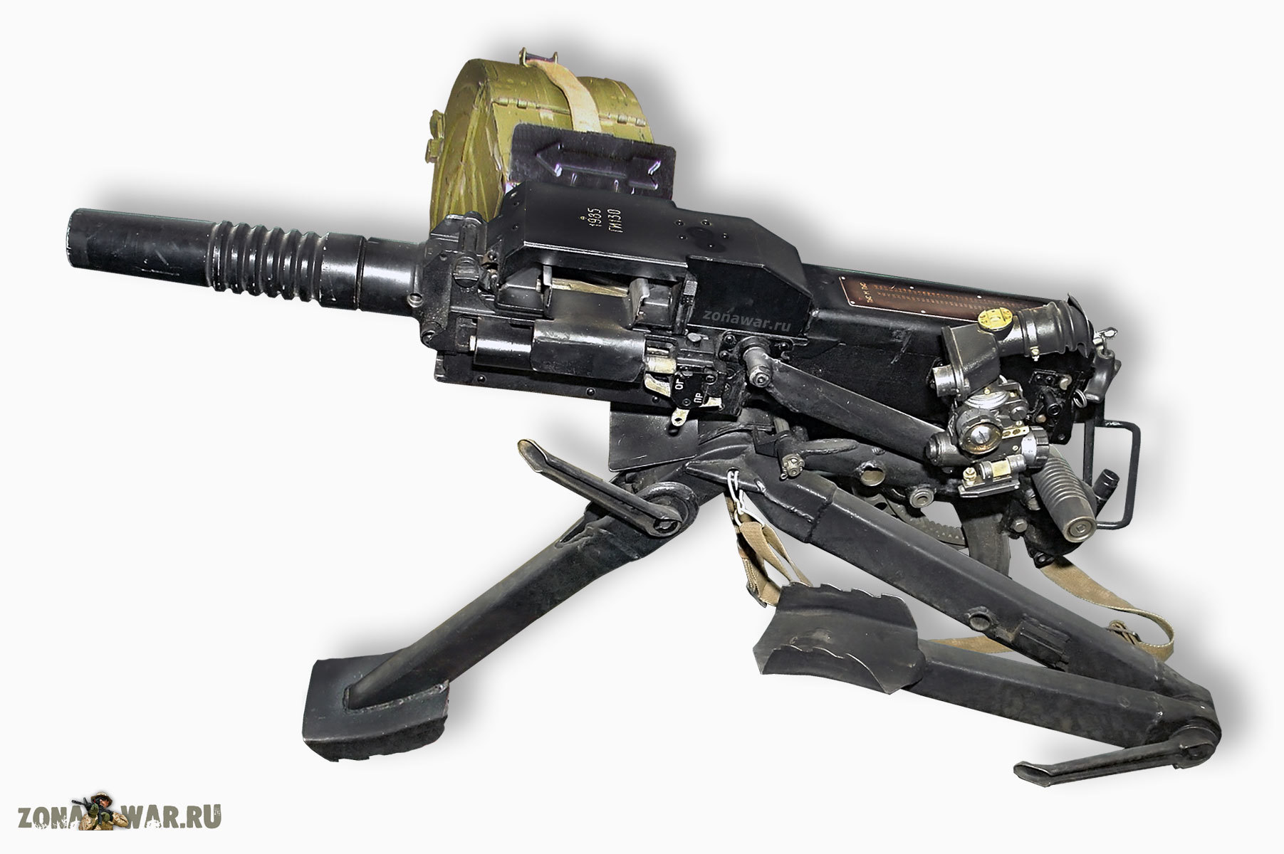AGS-17: technical specifications. Grenade Launcher AGS-17 Flame 21
