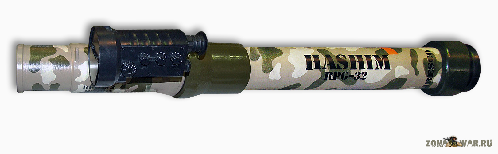 RPG-32 anti-tank rocket launcher