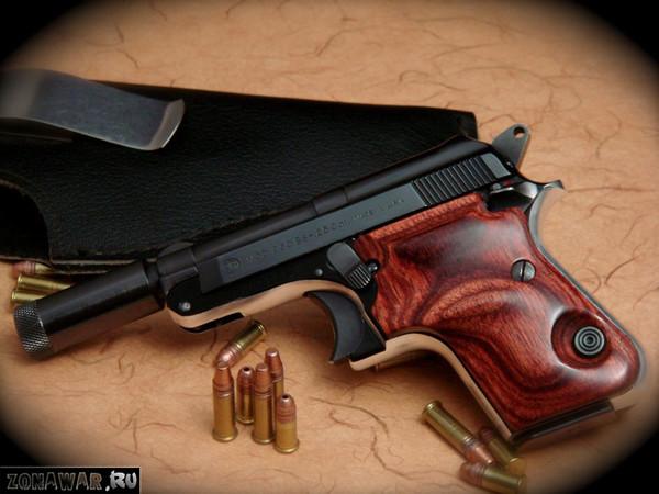 пистолет 34