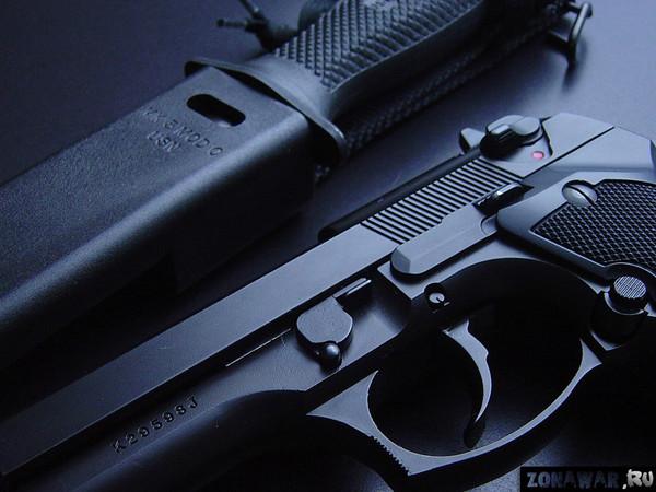пистолет 17