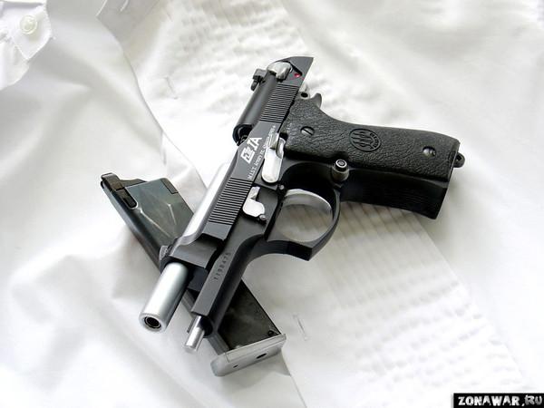 пистолет 11