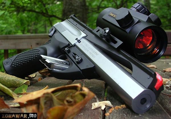 пистолет 23