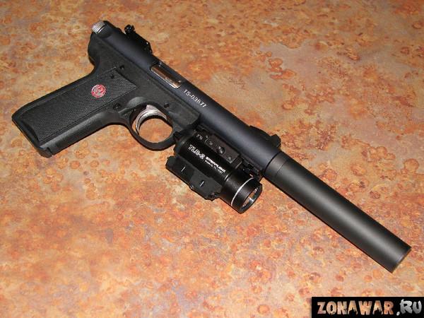 пистолет 21